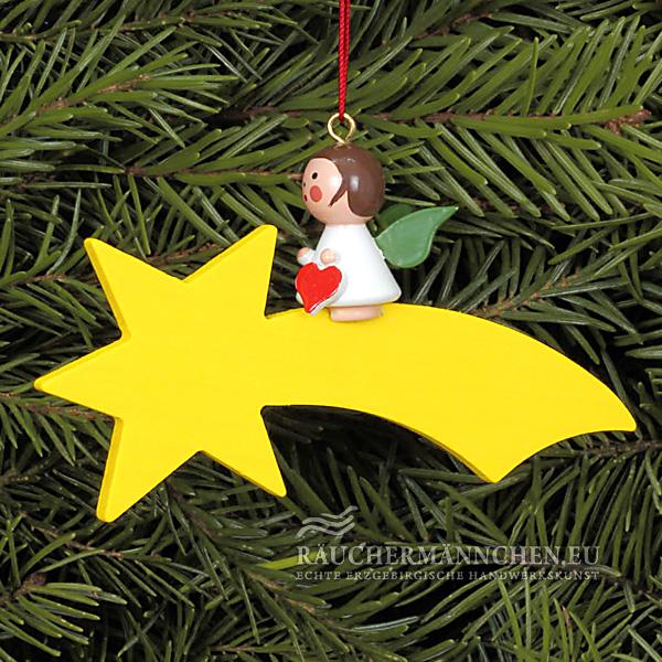 komet engel christbaumschmuck weihnachtsbaumschmuck online shop g nstig kaufen bestellen. Black Bedroom Furniture Sets. Home Design Ideas