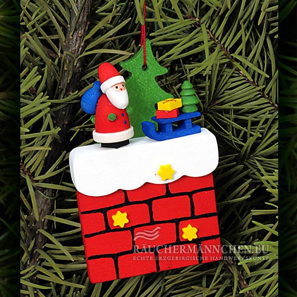 kamin weihnachtsmann christbaumschmuck weihnachtsbaumschmuck online shop g nstig kaufen. Black Bedroom Furniture Sets. Home Design Ideas