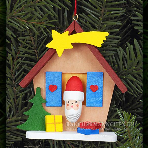 nikolaus christbaumschmuck haus weihnachtsbaumschmuck. Black Bedroom Furniture Sets. Home Design Ideas