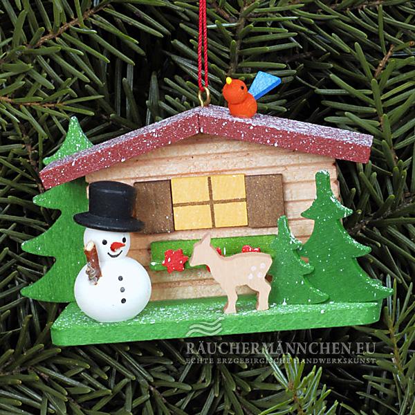 almhaus christbaumschmuck schneemann weihnachtsbaumschmuck online shop g nstig kaufen bestellen. Black Bedroom Furniture Sets. Home Design Ideas