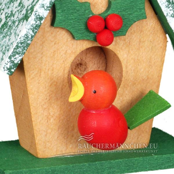 vogelhaus christbaumschmuck weihnachtsbaumschmuck online shop g nstig kaufen bestellen christian. Black Bedroom Furniture Sets. Home Design Ideas
