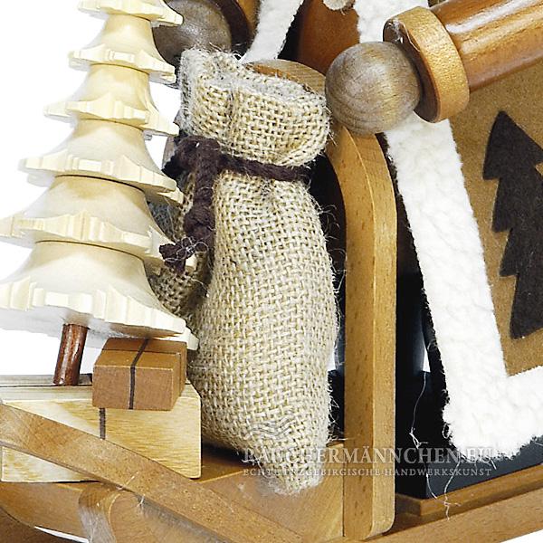 schlittenfahrer weihnachtsmann r ucherm nnchen online shop. Black Bedroom Furniture Sets. Home Design Ideas